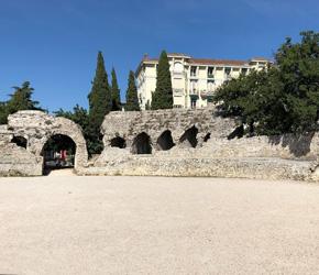 Musée archéologique site de Cimiez