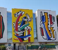 Image du Musée national Fernand Léger à Biot