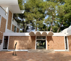 Fondation Maeght à Saint Paul de Vence