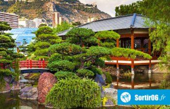 Jardin Japonais de Monaco