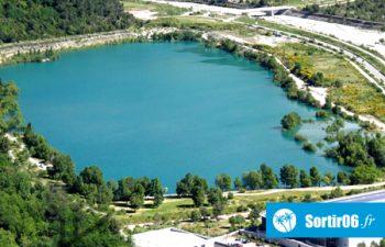Parc du lac du Broc - Parcs naturels départementaux 06 Alpes Maritimes
