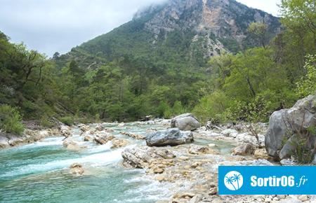 Parc de l'Estéron - Parcs naturels départementaux 06 Alpes Maritimes
