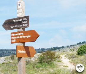 Parc du Plan des Noves - Parcs naturels départementaux 06 Alpes Maritimes