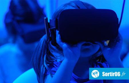 Salles de Réalité virtuelle (VR) dans les Alpes Maritimes