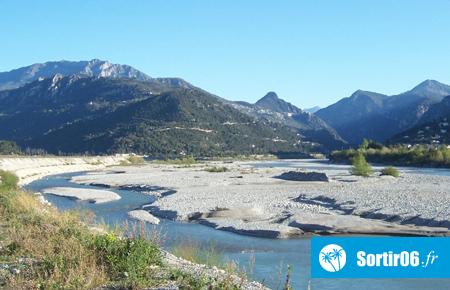 Parc des Rives du Var - Parcs naturels départementaux 06 Alpes Maritimes