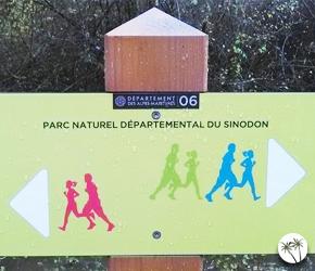 Parc du Sinodon - Parcs naturels départementaux 06 Alpes Maritimes