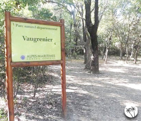 Parc de Vaugrenier - Parcs naturels départementaux 06 Alpes Maritimes