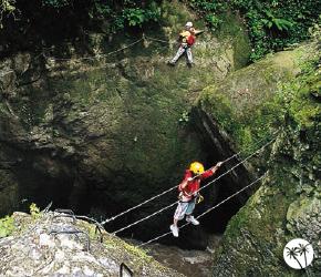 Via Ferrata Canyons de Lantosque
