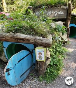 Le Bois des Lutins - Parc Villeneuve Loubet