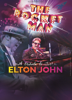 A tribute to Elton John - The Rocket Man