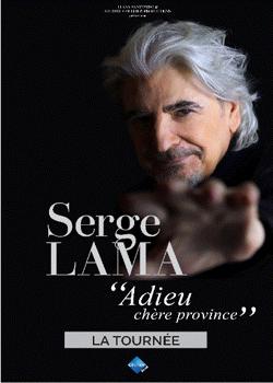 Serge Lama - Adieu chère Province