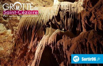 Grotte de Saint Cézaire