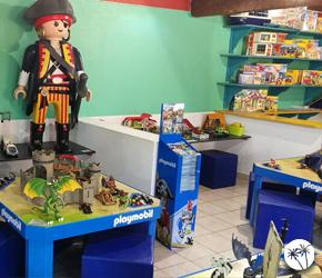 Espace Playmobil - Kid's island - Antibes