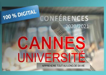 conférence cannes université