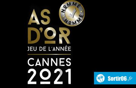 Festival des Jeux de Cannes 2021