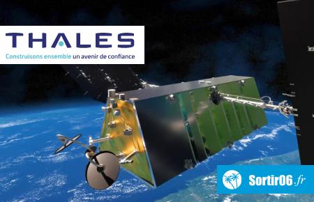 Thales Alenia Space sélectionné par Telesat pour construire la constellation Lightspeed