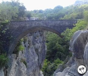 Pont de la Cerise (06) Alpes Maritimes