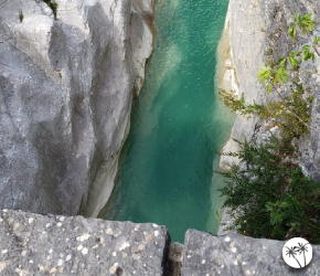 Se baigner en rivière dans le 06